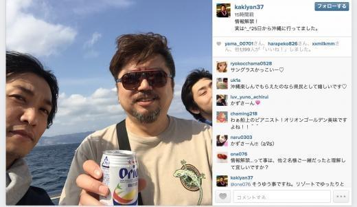 150325〜沖縄 バンド&ダンサー