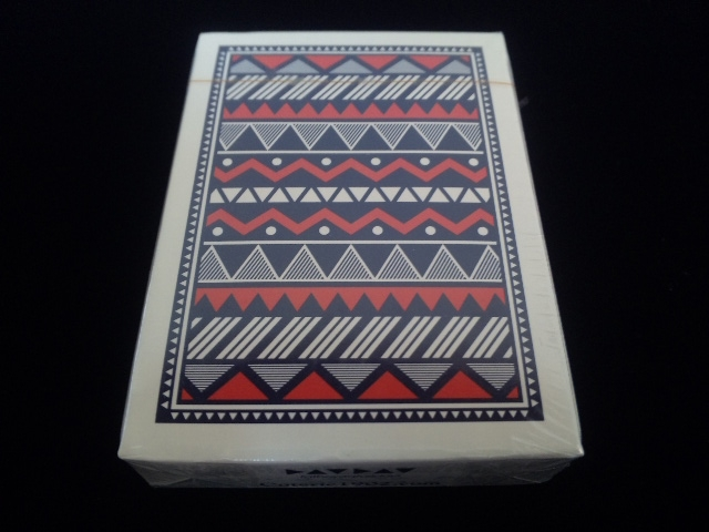 Fatboy AZTEC Playing Cards (1)