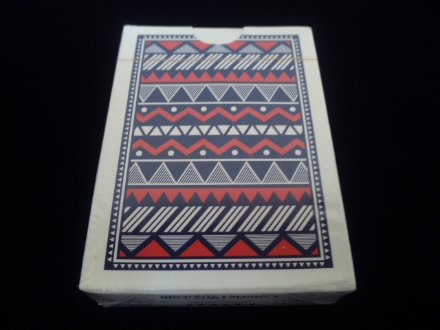 Fatboy AZTEC Playing Cards (2)