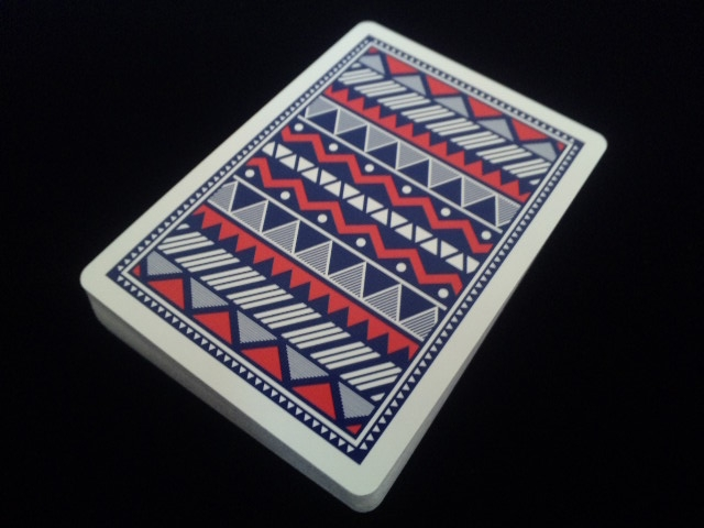 Fatboy AZTEC Playing Cards (4)