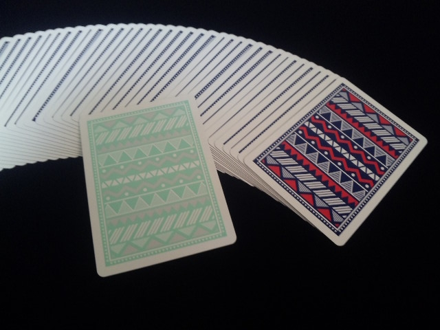 Fatboy AZTEC Playing Cards (5)