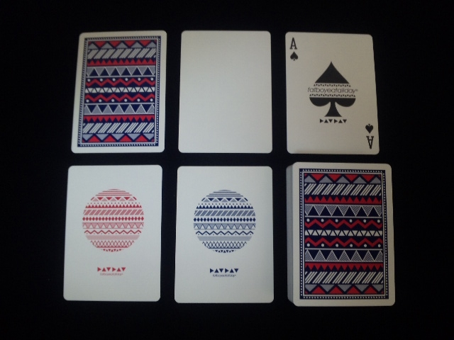 Fatboy AZTEC Playing Cards (6)