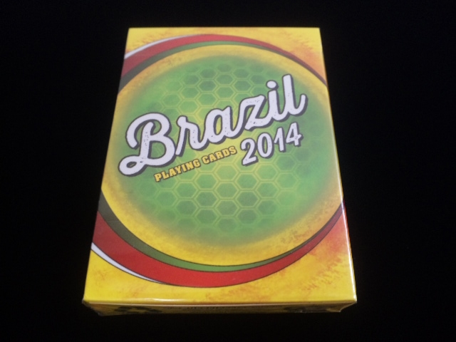 Brazil Playing Cards 2014 (1)