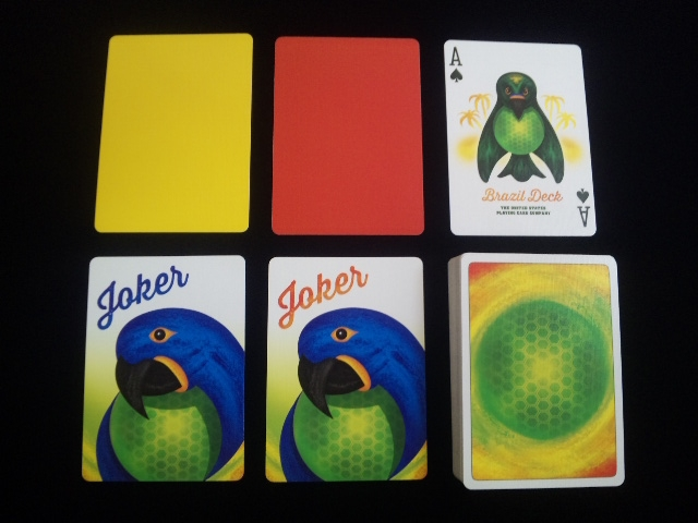 Brazil Playing Cards 2014 (7)