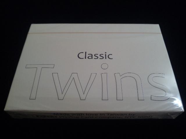 Classic Twins (2)