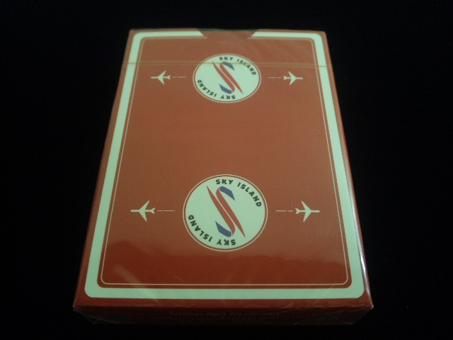 Sky Island Playing Cards (2)