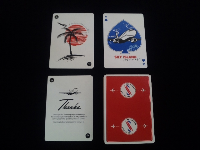 Sky Island Playing Cards (6)