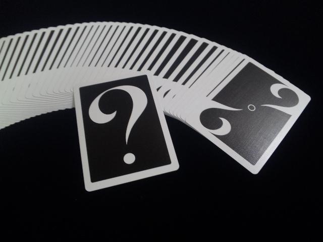 Question Deck (4)