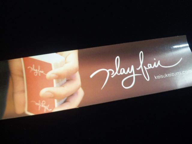 Play Fair (6)