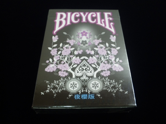 Transducer Deck Night Sakura Edition (BICYCLE) (1)