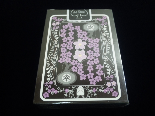 Transducer Deck Night Sakura Edition (BICYCLE) (2)