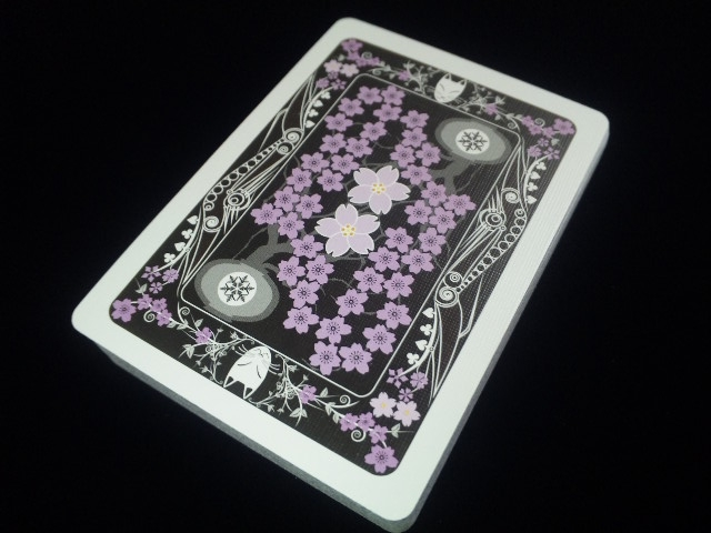 Transducer Deck Night Sakura Edition (BICYCLE) (5)