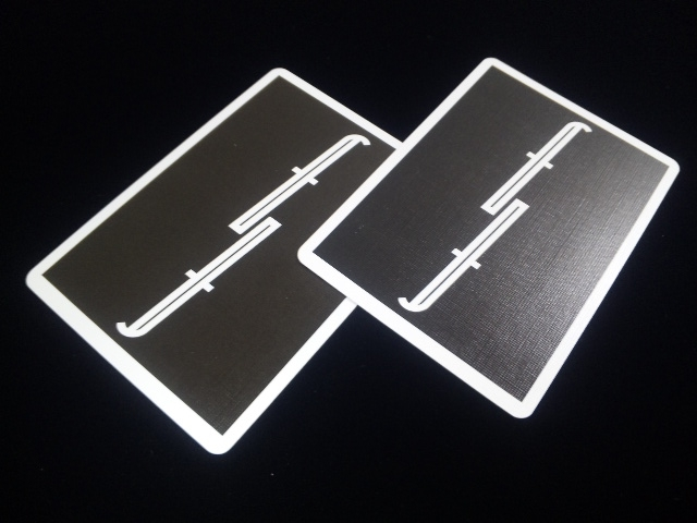 Fontain Playing Card Black (8)