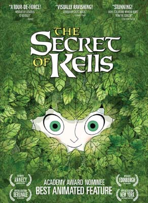 THE SECRET OF KELLS POSTER 01