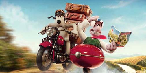 WALLACE AND GROMIT 01