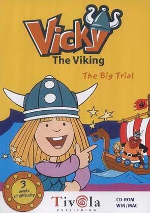 VICKY ANIME