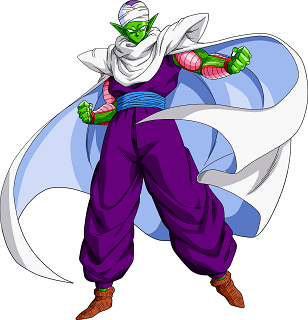 Render Dragon Ball Piccolo