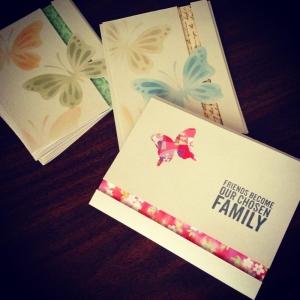Crafty Cherry * Cardset
