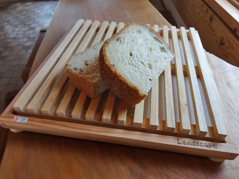 ブログ用パン、ボード