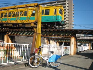かぼちゃ電車20119