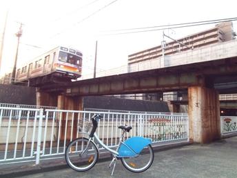 富山地鉄電車-2 201500429