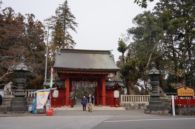 一之宮神社の入口