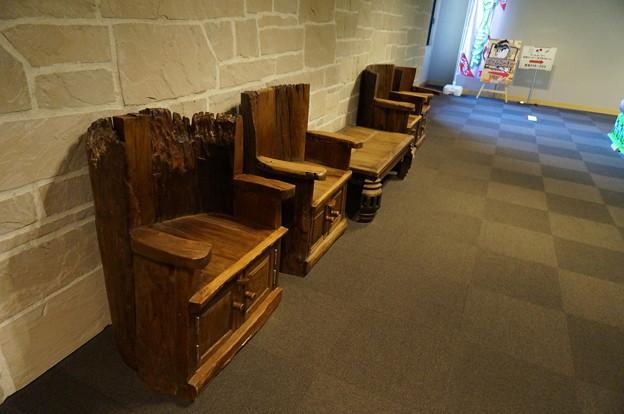 オサレな椅子