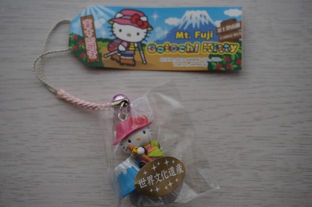 富士山キティ