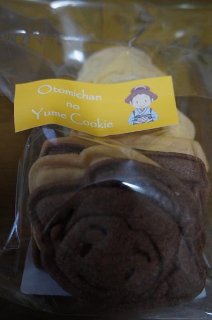 お富ちゃんクッキー
