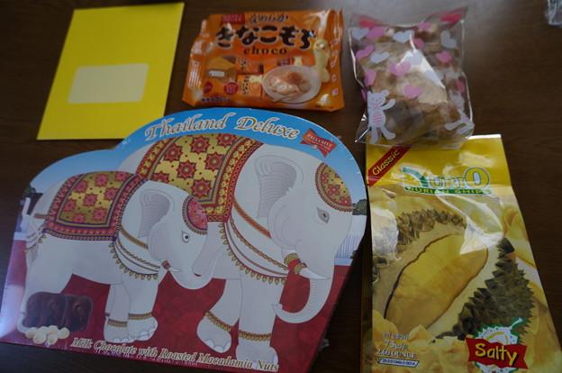 ミータママさんからの贈り物~食べ物編~