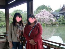sakuraさんとクラママ