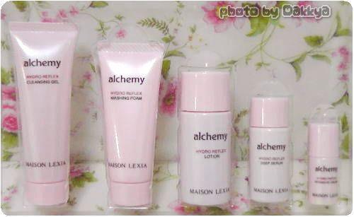 酵母発酵エキス化粧品 アルケミー