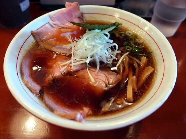 麺食堂 88@01中華そば 1