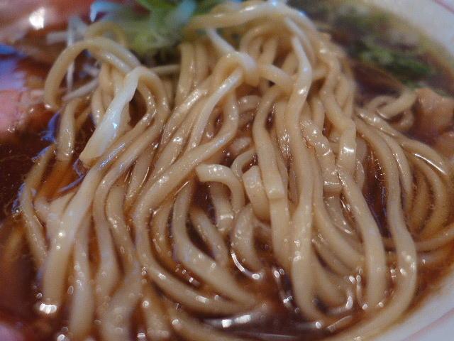 麺食堂 88@01中華そば 3
