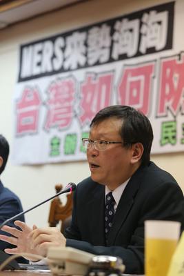 台湾の衛生福利部疾病管制署(疾管署)、ソウルへの渡航延期勧告発令