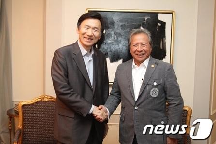 韓国外相、世界遺産登録問題でマレーシアにも協力を要請