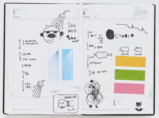 【画像】 佐野研二郎の創作ノートがとんでもなく酷いwwwwwww ここまで無能だとパクるしか無いわwwwwww