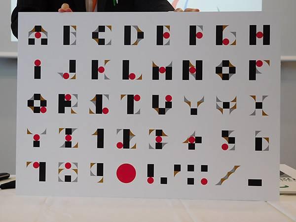 佐野研二郎が言い訳に使ったアルファベット一覧はやっぱり急遽用意したってことだよねw