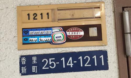 大阪府寝屋川市香里新町25-14 香里日光ハイツ 12階(最上階)