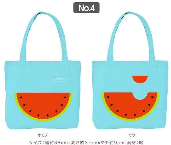 NO.4 スイカ (なぜ同じ場所を、同じ大きさでかじる?)