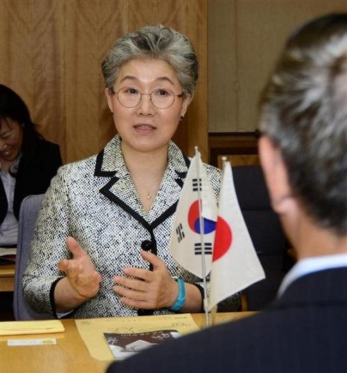 韓国総領事、学校訪問へ 秋田からの修学旅行復活目指す
