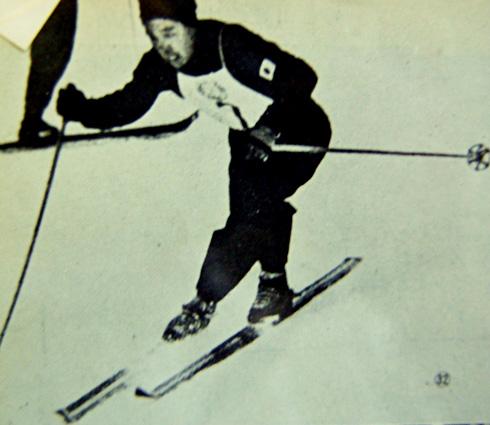 1952年オスロオリンピックのアル...