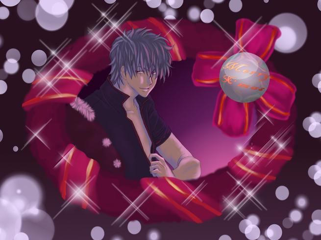 xmas2(クリスマス) 銀魂