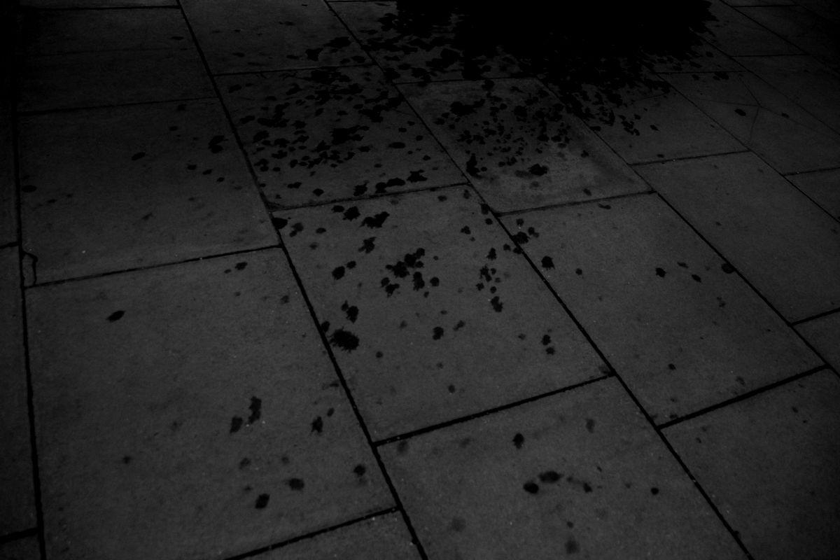 ロンドンの暗闇で2