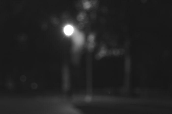 ロンドンの暗闇で3-2