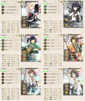 e5甲第三艦隊