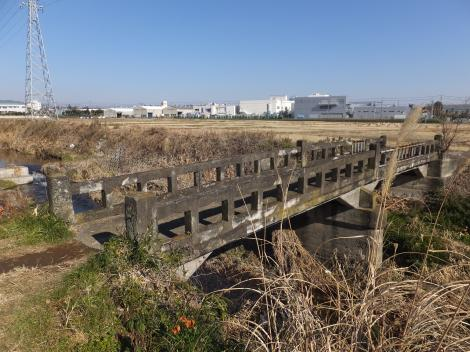 鈴川・観音河原橋