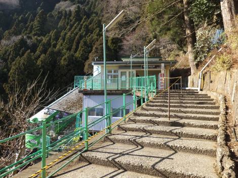 阿夫利神社駅
