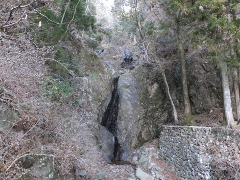 鈴川・二重の滝