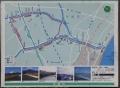 鈴川・金目川サイクリングコース地図